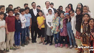 تصویر از برگزاری اولین اردوی برنامه نویسی در دانشگاه بین المللی چابهار