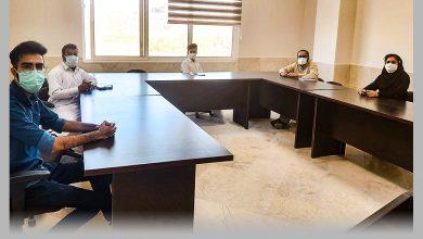 تصویر از گزارش تصویری از مرکز زبان آکادمی زبان تلتا دانشگاه بین اللملی چابهار