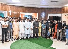 گردهمایی اساتید و زبان آموزان آکادمی تلتا در دانشگاه بین المللی چابهار برگزار شد