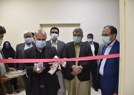 افتتاح مرکز مدیریت مهارت آموزی ومشاوره شغلی در دانشگاه بین الملل چابهار
