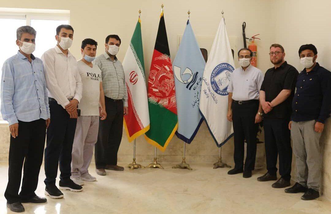 Chabahar University hosting 60 Afghan Students