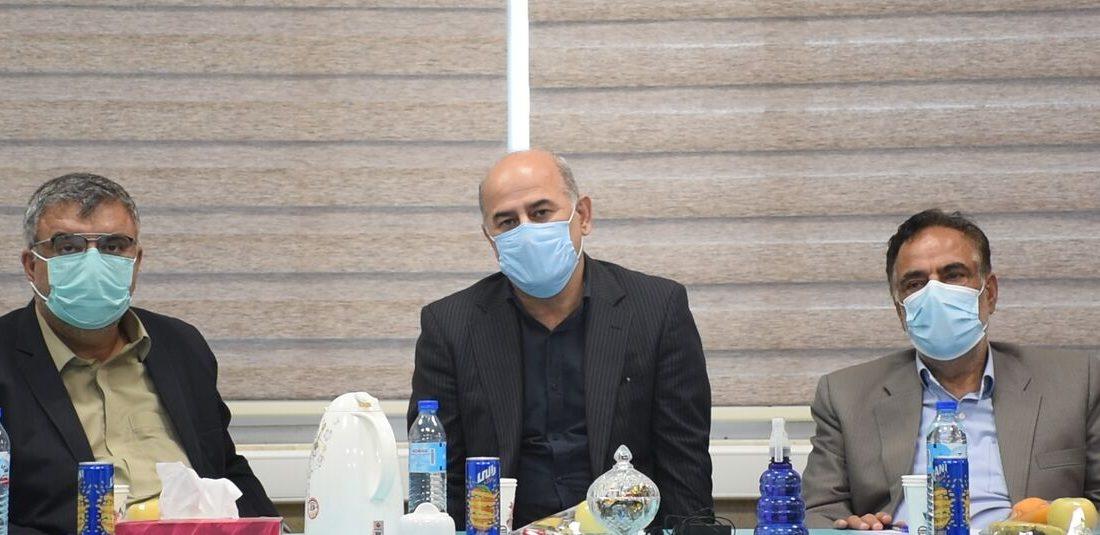 نشست هماندیشی راه اندازی دانشگاه فنی و حرفهای در چابهار برگزار شد
