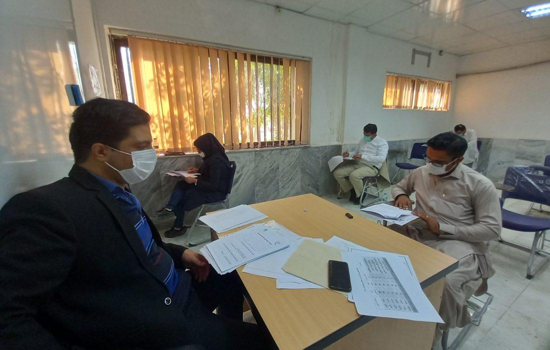 برگزاری آزمون گردشگری به میزبانی دانشگاه بین المللی چابهار.