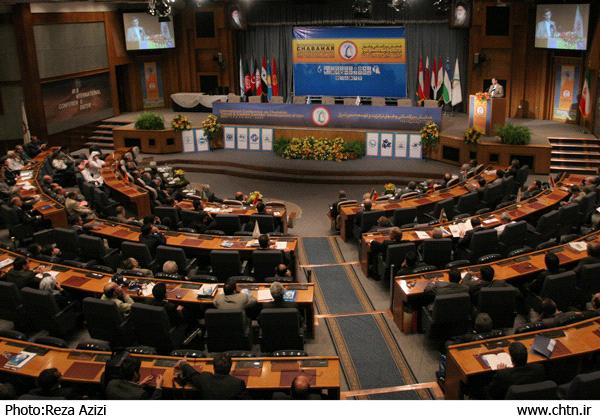 همایش بین المللی چابهار، ترانزیت و توسعه ی محور شرق