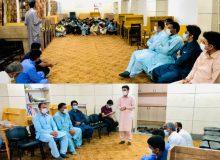 برگزاری اولین جلسه انگیزشی حضوری دبیرستان دانا و توانا دانشگاه بین المللی چابهار